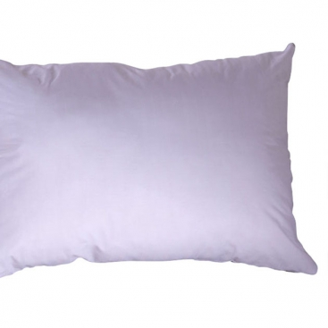 Almohada fibra doble funda Copo