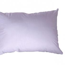 Almohada fibra doble funda Super