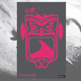 Toalla coolangatta Totem