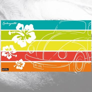 Toalla coolangatta Color Car