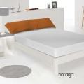 Fundas Almohada Colores Lisos 100% algodón de Estela