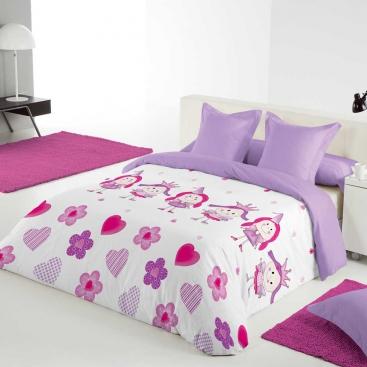 Funda Nórdica Wendy de Reig Marti violeta