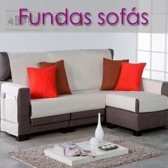 Fundas sofá, sillón, silla.